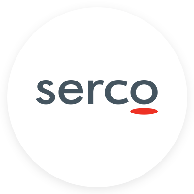 Serco Anchor Link Icon Logo