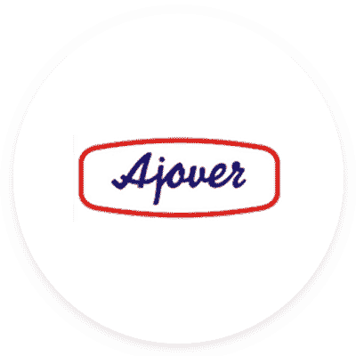 Ajover Logo