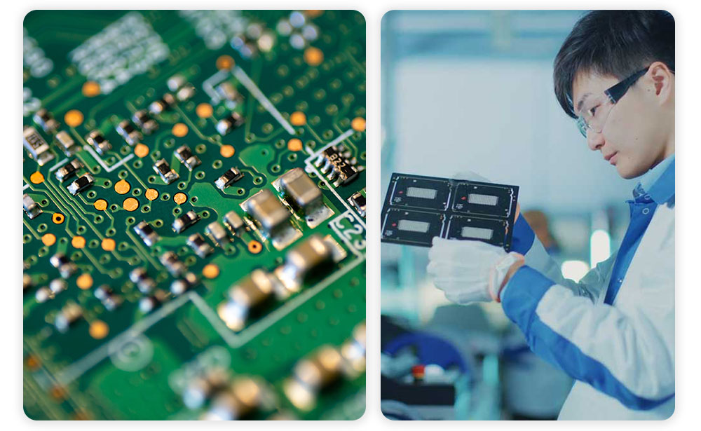 Electronic and Semiconductors manufacturing