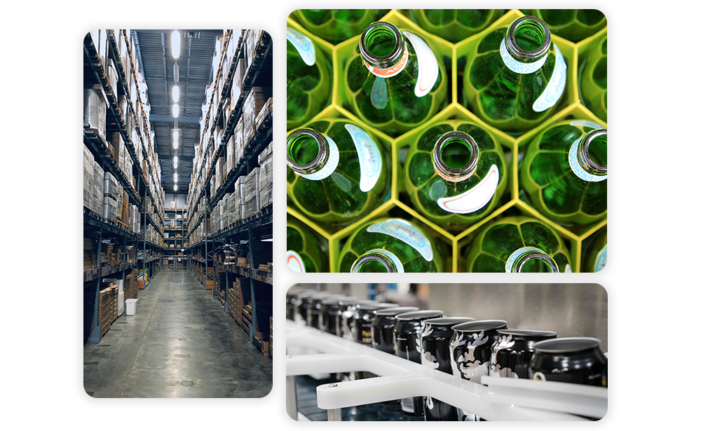 Batch and Consumer Packaged Goods manufacturing