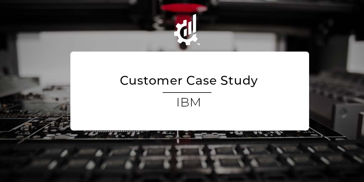 IBM Case Study Semiconductor Bromont
