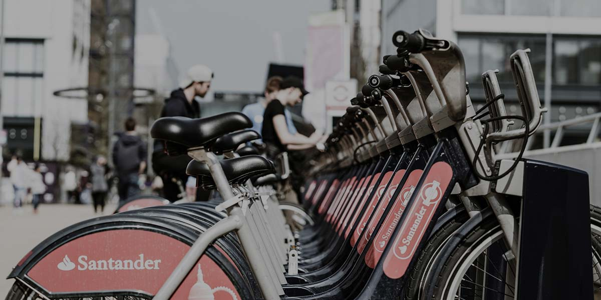 Serco Bikes in London